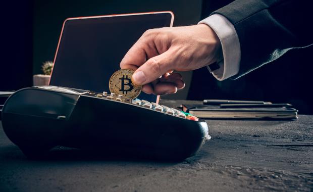 Verbod het kopen van crypto